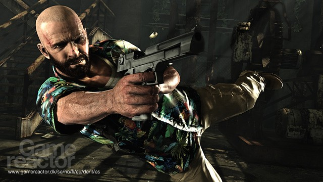 Holder Det?! - Max Payne 3