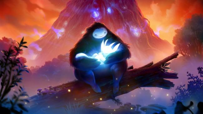 Se gameplay fra Ori and the Will of the Wisps her