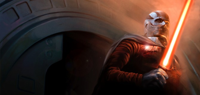 Holder Det?! - Star Wars: Knights of the Old Republic