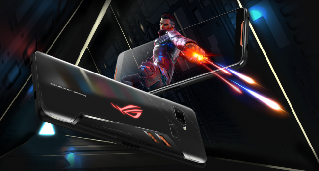 Asus' ROG Phone 2 vil have et display på 120Hz