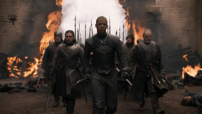 Game of Thrones S8 - Et andet perspektiv