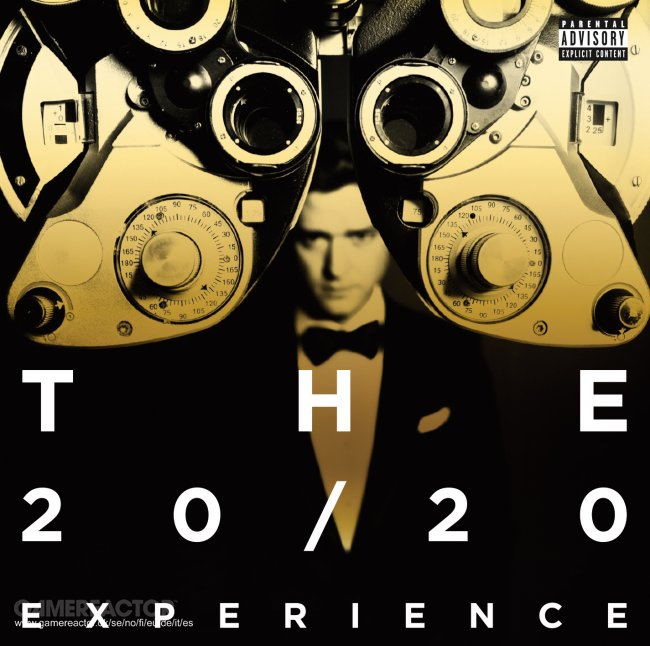 Justin Timberlake - The 20/20 Experience part II