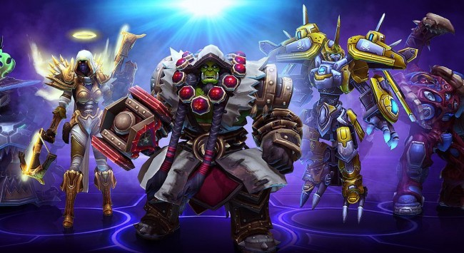 Heroes of the Storm's Western Clash returning next week