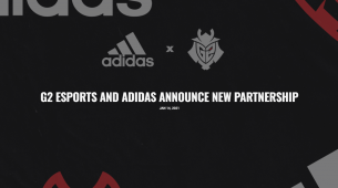 G2 Esports inks new partnership with Adidas