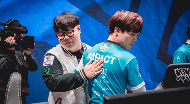 Worlds 2017 - Weekend Round-up