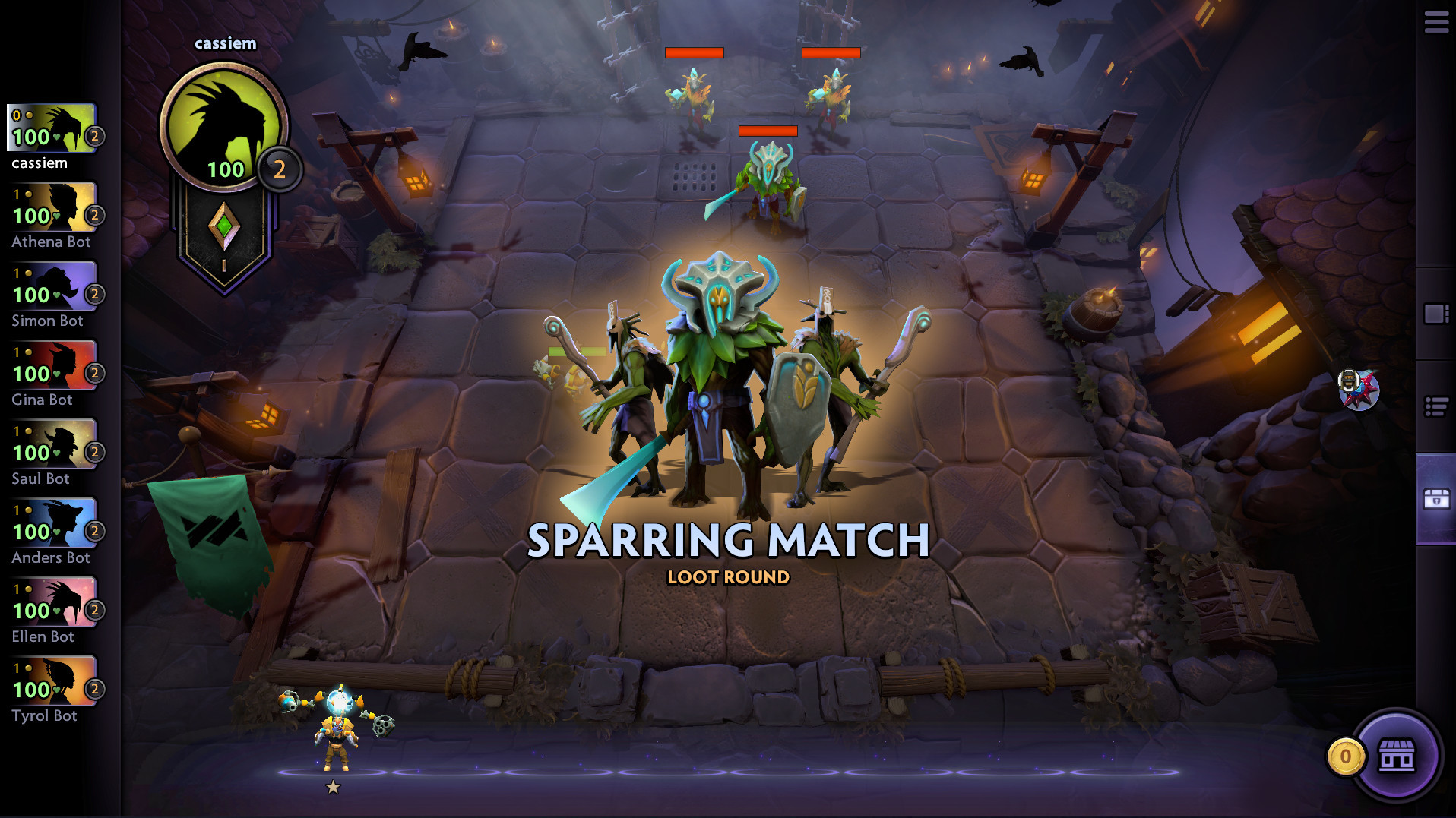 matchmaking spil dota 2