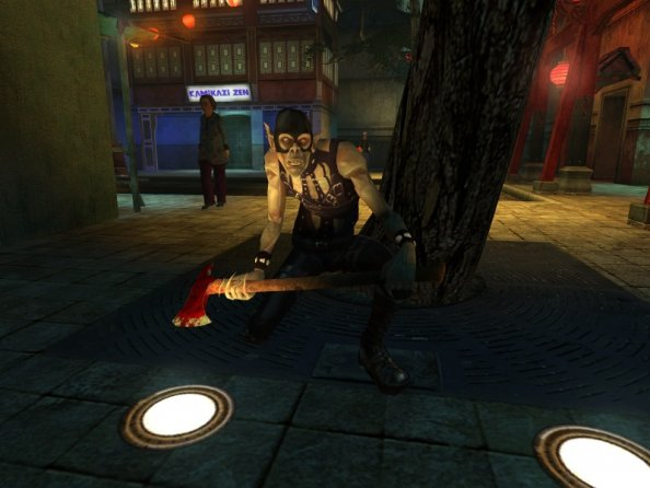 Vampire the Masquerade: Bloodlines