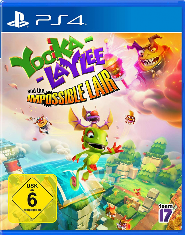 Yooka-Laylee and the Impossible Lair har fået et udgivelsesvindue