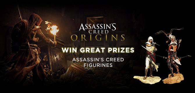 Vores tredje Assassin's Creed Origins-video er landet