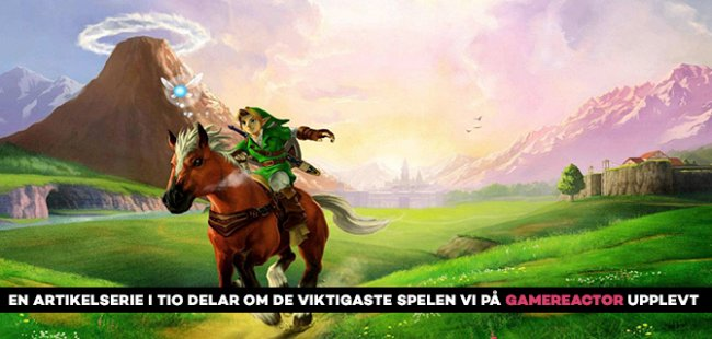 Holder det?! - The Legend of Zelda: Ocarina of Time