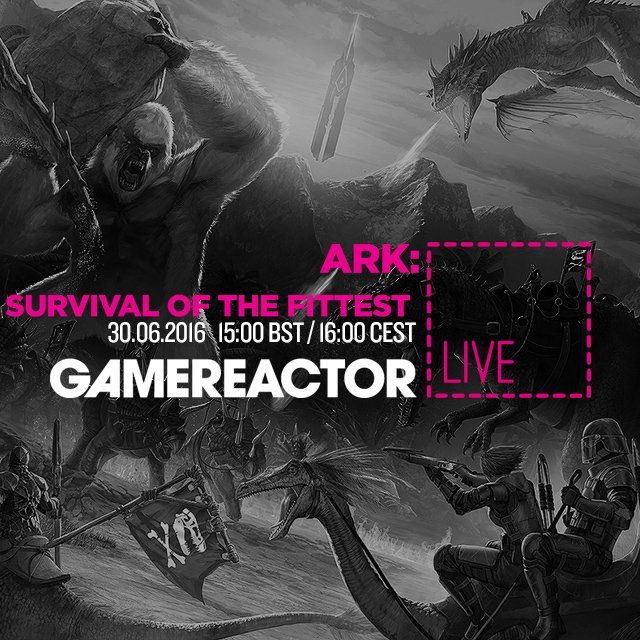 Dagens GR Live: ARK: Survival of the Fittest