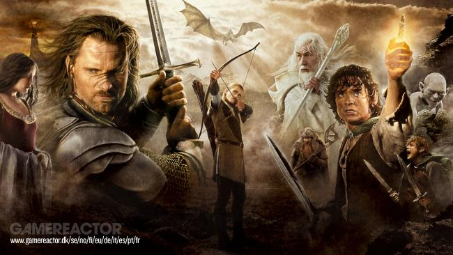 The Lord of the Rings-serien bliver filmet på New Zealand