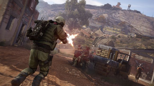 Mercenaries game mode kommer til Ghost Recon: Wildlands
