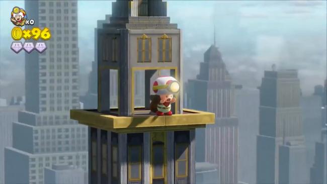 Scarica la demo di Captain Toad per Nintendo Switch