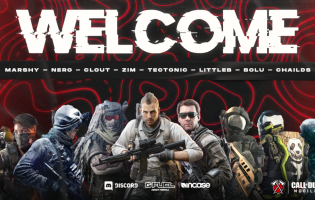 Tribe Gaming's Call of Duty: Mobile roster has been revealed