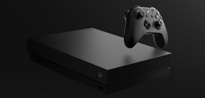 Vi diskuterer Xbox One X