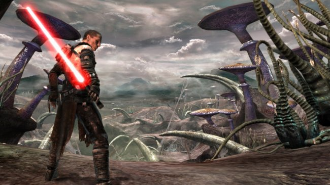 Star Wars: The Force Unleashed-spillene kan nu spilles på Xbox One