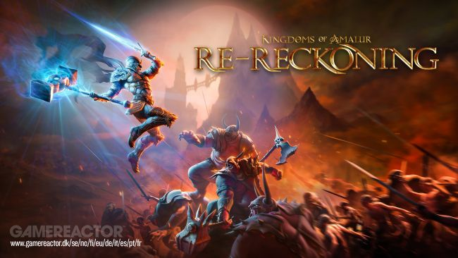 Her er annonceringstraileren til Kingdoms of Amalur: Re-Reckoning