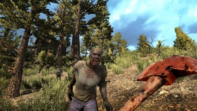 7 Days to Die rammer PS4 og Xbox One i morgen