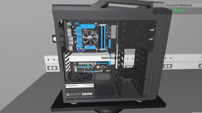 Byg Din Egen Pc Med Pc Building Simulator