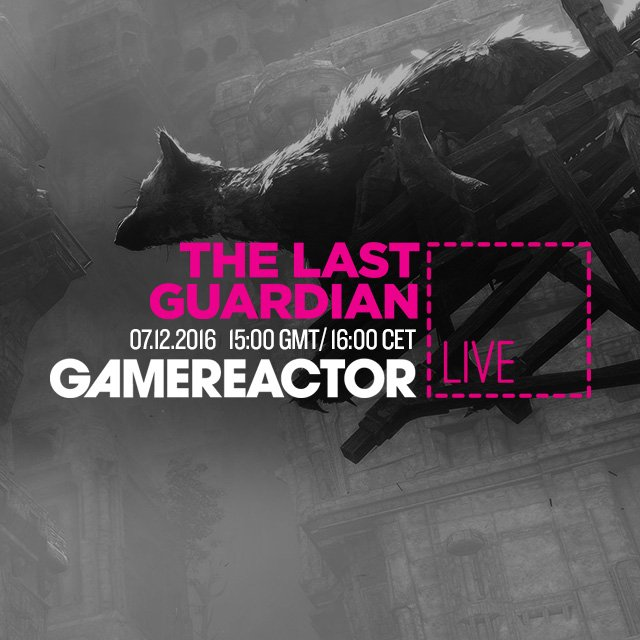 Dagens GR Live: The Last Guardian