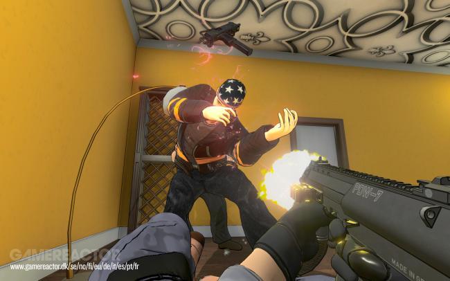 Rico è uno shooter in cel-shading in cui bisogna valutare attentamente le proprie mosse