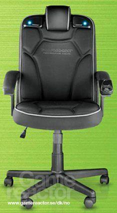Extreme Ny stol fra Pyramat - - Gamereactor FZ04