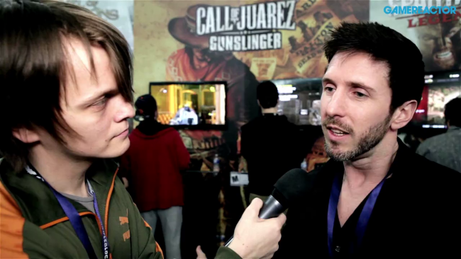 Call of Juarez: Gunslinger - Interview