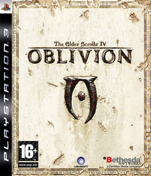 Holder Det?! - The Elder Scrolls IV: Oblivion