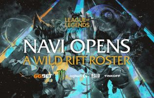 Natus Vincere afslører deres League of Legends: Wild Rift-hold