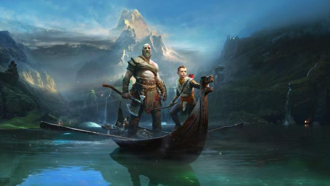 God of War var i starten et