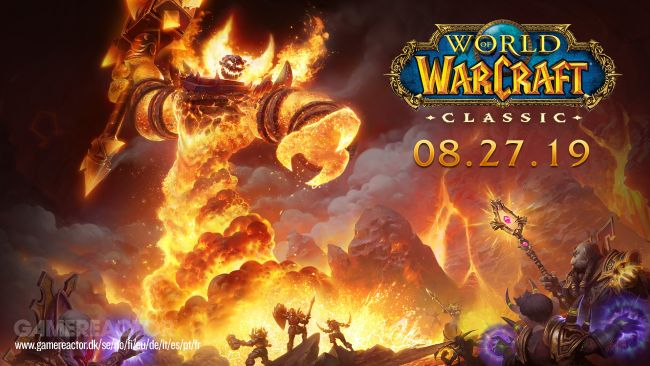 Blizzard vil høre om du er interesseret i World of Warcraft: Classic Burning Crusade
