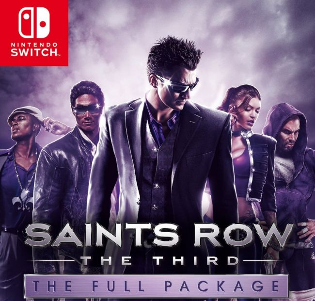 Saints Row: The Third (Switch)