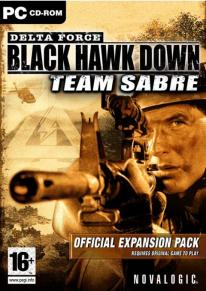 Delta Force: Black Hawk Down: Team Sabre