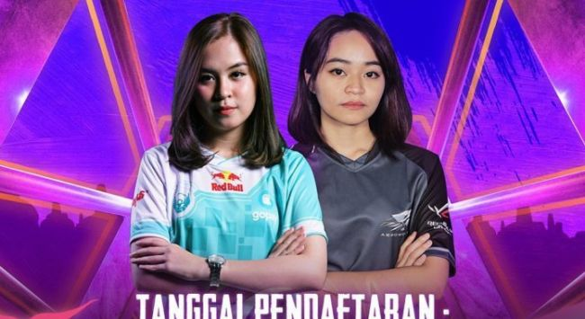 Female-only tournament unveiled for PUBG Mobile Pro League Indonesia