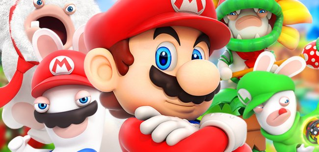 Mario + Rabbids Kingdom Battle è nato con un prototipo di carta