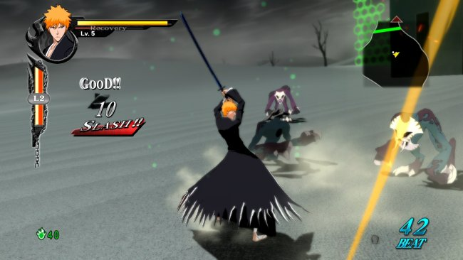 Bleach: Soul Resurreccion