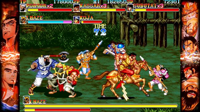 Capcom Beat 'Em Up Collection riporta su console e PC 7 vecchi classici