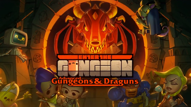 Enter the Gungeon får gratis