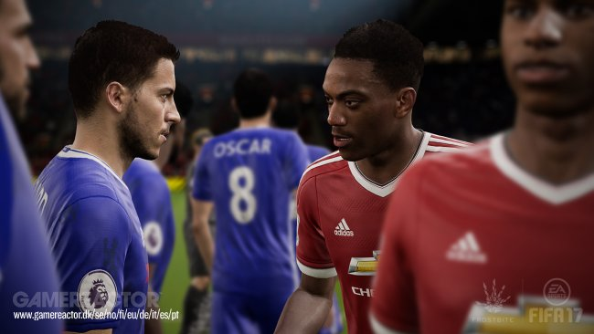 FIFA 17 får ny gameplay-trailer