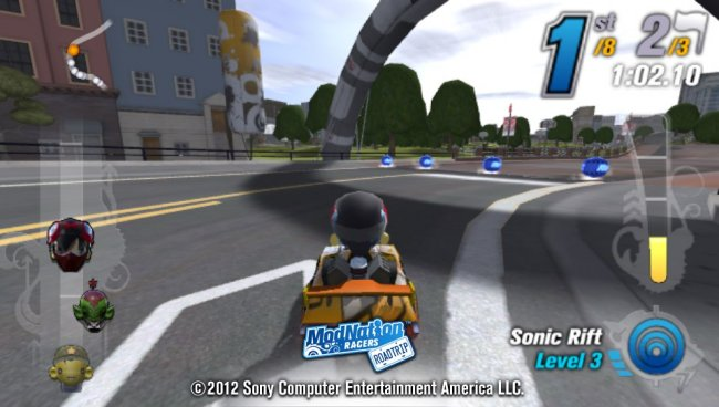 Modnation Racers: Road Trip