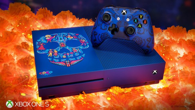 Se lige den her Coco-inspirerede Xbox One S