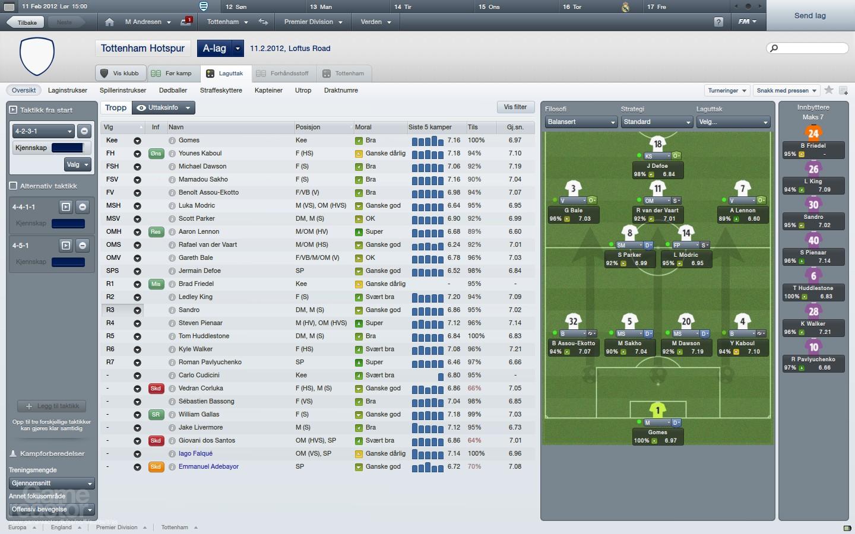 premier league manager spil