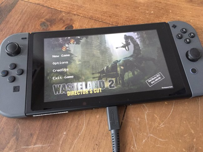 Wasteland 2 kommer til Nintendo Switch