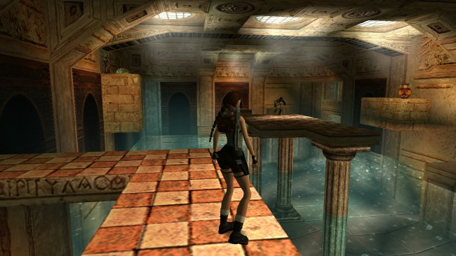 Spil det originale Tomb Raider i din browser