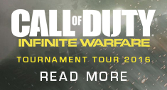 Call of Duty Infinite Warfare – Tournament Tour