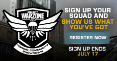 Call Of Duty - Warzone - Tournament - 2020