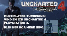 Uncharted 4: A Thief's End Nordic Tournament