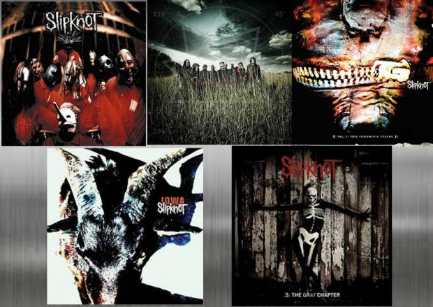 Slipknot - From worst to best part 1