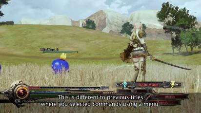 Lightning Returns: Final Fantasy XIII - Wildlands Gameplay Trailer